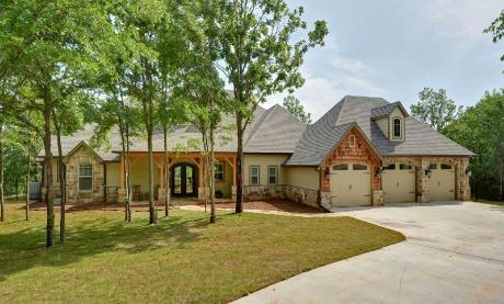 Custom Home Builders in Dallas TX
