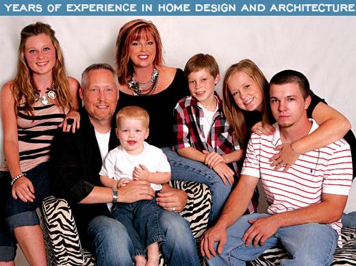 Mike Blake Custom Homes – Family Pic