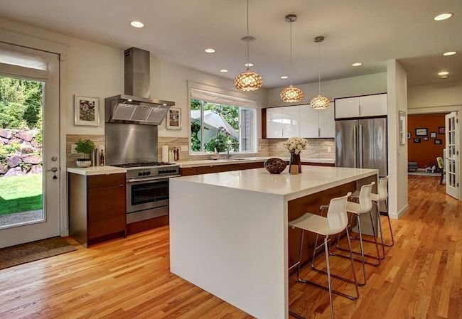 Island Features Trending In Kitchen Design Mike Blake